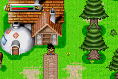 Dragon Ball Z - The Legacy of Goku Screenshot 3